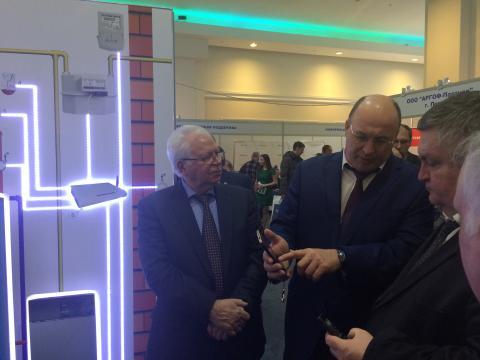 28 марта в Оренбурге начала свою работу пятнадцатая выставка «Нефть. Газ. Энерго -2018»