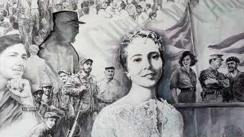 Embedded thumbnail for В «Газпром межрегионгаз Оренбург» открылась выставка картин Виктории Алябьевой